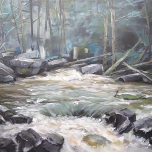 Rzeka, Agnieszka Kornas-Wiśniewska