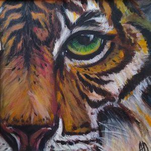 Oko tygrysa, Dmytry Dyshlovyi