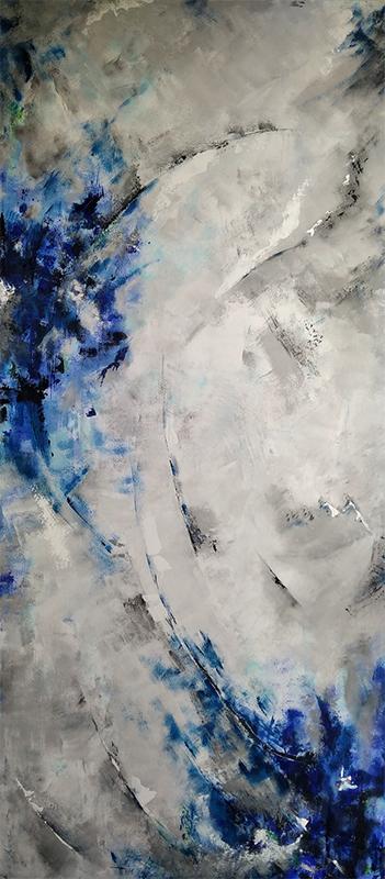 Siła chmur II, Anna Mularska