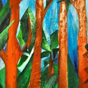 The Trees, Katarzyna Orczyk