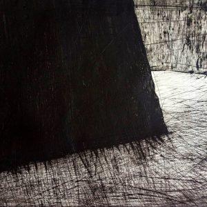 The wall, Alina Komraus-Karpińska