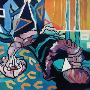 Meduzy niebieskie II