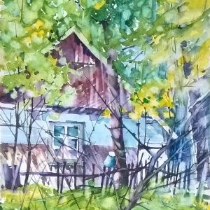 Zapomniana chata z Dębna, Monika Bielat-Sobiczewska