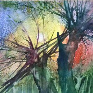 Konary starych drzew, Monika Bielat-Sobiczewska